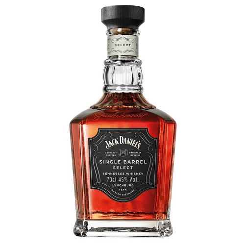 JACK DANIELS WH.SINGLE BARREL  45% 0,7l