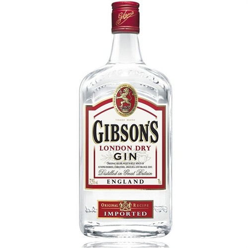 GIBSONS GIN 37,5% 0,7l