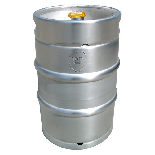 TOP TOPIC  Pomeranč  50 l l KEG