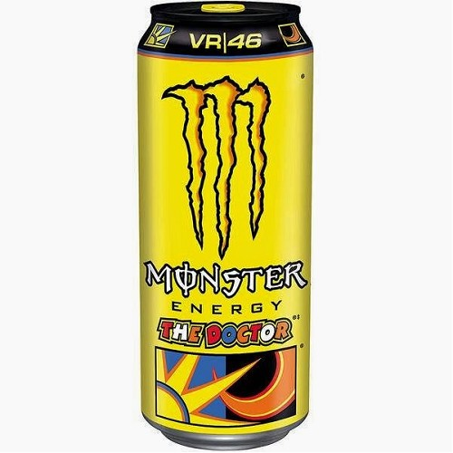 MONSTER The Doctor Valentino Rossi 0,5l  plech