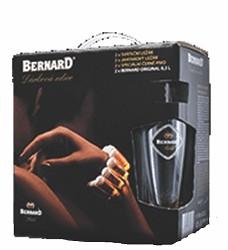 BERNARD 12 pack svát, 6 x 0,5l+2sklen /5% sklo