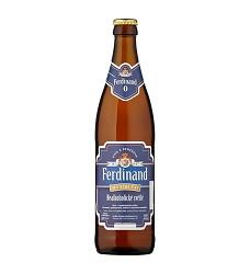 Ferdinand nealkoholické pivo 0,5l sklo