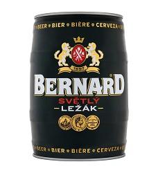 BERNARD 11° 5l soudek nový/4,5%