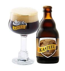 KASTEEL Bruin / Donker  24  0,33 l sklo -/ 11 %  belgické pivo