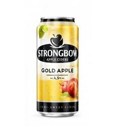 STRONGBOW apple 0,4 l plech