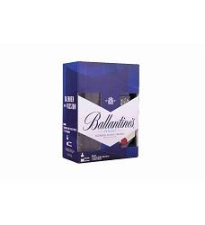 BALLANTINES 40% 0,7l + 2 skleničky