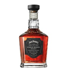 JACK DANIELS WH.SINGLE BARREL  40% 0,7l