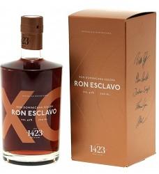 ESCLAVO  ron  XO 23  Anos 42% 0,7  (rum .)Costa rika