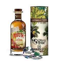 La Maison Du Rhum QUATEMALA  55 %  0,7 l (rum .)Mauritius