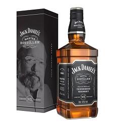 JACK DANIELS WH. Master Distillers 5   43% 0,7 l