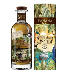 La Maison Du Rhum PANAMA No.3  45%  0,7 l (rum .)