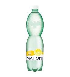 MATTONI citron       0,75l PET