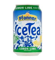 PF - Eistee citron plech 0,33 PFANNER