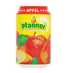 PF - Jablko 50%     plech 0,33 PFANNER