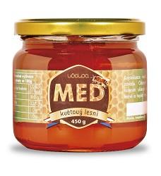 Med květový lesní 450 g