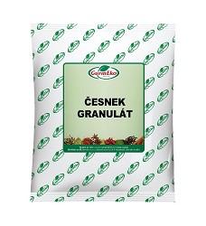 Česnek granulát 500g - alu - GurmEko