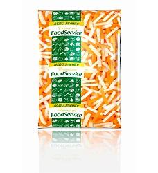 Zeleninová směs - Svíčková pruh 1kg (4x2,5kg karton) AGRO