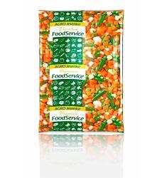 Zeleninová směs - Jarní 1kg (4x2,5kg karton) AGRO