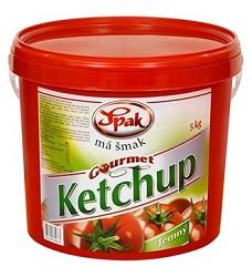 Spak - Gourmet kečup 5 Kg  (kyblík)
