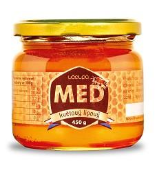 Med květový lipový  450 g