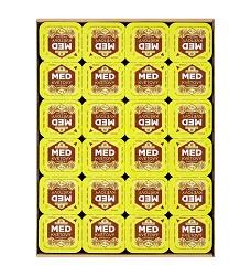 Med květový smíšený   porcovaný  48 x 15 g   -  MEDOKOMERC