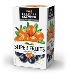 KLEMBER Super Fruits Rakytník a Acai  50 g    /
