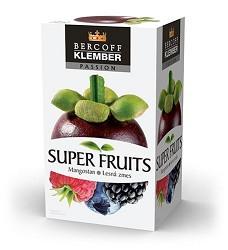 KLEMBER čaj Super Fruits mangostan a lesní ovoce   50 g    /