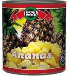 Ananas kousky 3035 g - ESSA
