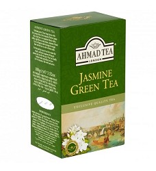 AHMAD TEA Green  Jasmine Tea - sypaný 100 g