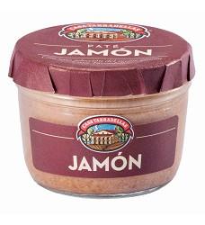 CASA Taradellas JAMON - Paštika s jamonovou příchutí 125 g