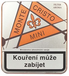 D Montecristo mini Aroma - filter  / 20 ks